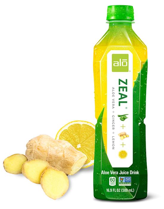 Zeal - ALO Drink